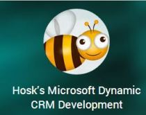 Hosk's CRM Dev Youtube Channel