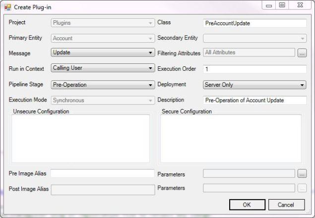 Create Plugin 1