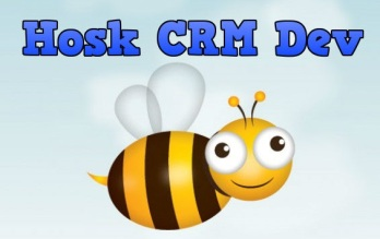 Hosk CRM Dev Bee Trimmed