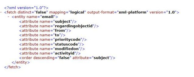activity pointer email fetchxml