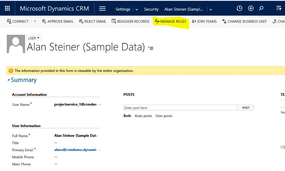 related literature on crm The easiest way would be to use the crm outlook client (making sure to specify the outlook for, for emails in the options) the standard outlook email form is used but adds several crm.